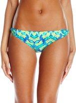 CoCo Reef Women's Skinny Dip Bikini Bottom