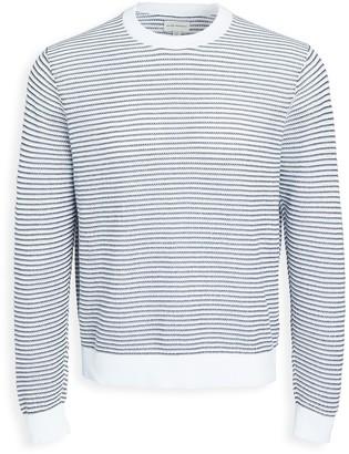Club Monaco Summer Mesh Crew Sweater
