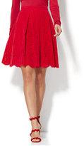 New York & Co. Lace Full Skirt