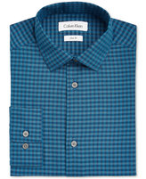 Calvin Klein End-On-End Gingham Shirt, Big Boys (8-20)