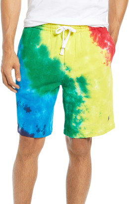 Polo Ralph Lauren Laguna Tie Dye Men's Knit Shorts