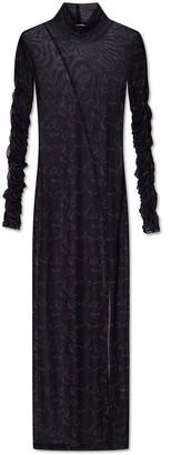 Bogdar Maggie Printed Mesh Dress