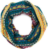 Pierre Louis Mascia Pierre-Louis Mascia patterned snood