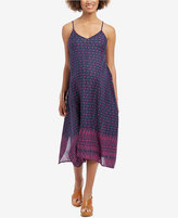 Wendy Bellissimo Maternity Printed Sleeveless Dress