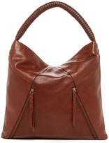 Sondra Roberts Leather Hobo