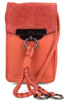 Kooba Dionne Crossbody Phone Pouch, Grapefruit