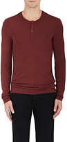 ATM Anthony Thomas Melillo MEN'S LONG-SLEEVE HENLEY