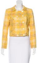 Ungaro Tweed Double-Breasted Jacket