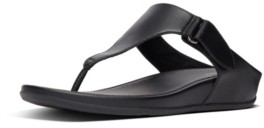 FitFlop Women's Vera Toe-Thong Wedge Sandal Women's Shoes