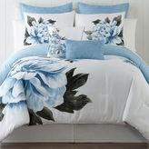 Asstd National Brand Blue Floral 5-pc. Comforter Set