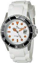 Lucien Piccard Women's LP-12883-02-OA Vaux Analog Display Japanese Quartz White Watch