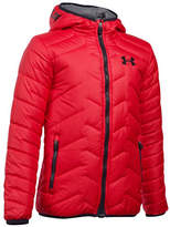 Under Armour ColdGear Reactor Quilted Hooded Jacket