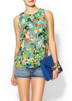 Pim + Larkin Monet Floral Print Tank