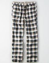 American Eagle Outfitters AE Plaid Flannel PJ Pant