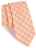 Nordstrom Men's Grid Cotton & Silk Tie