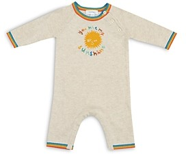 Angel Dear Unisex Sunshine Sweater Knit Coverall - Baby