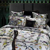 Roberto Cavalli Bird Ramage Duvet Set - Super King - White