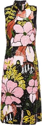 La DoubleJ Sleeveless Gala Dress