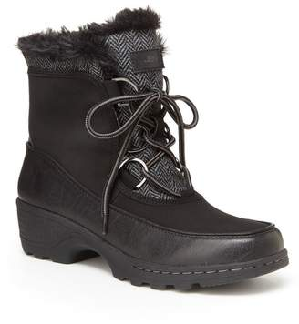 Jambu Marco Faux Fur Lined Boot