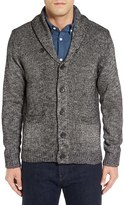 Nordstrom Cotton Blend Shawl Collar Cardigan