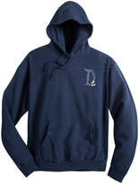 Disney Mickey Mouse with Disneyland Logo Hoodie for Adults - Navy