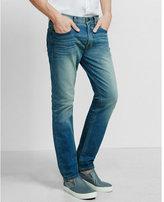 Express slim rocco medium stretch slim leg jean