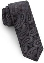 Ted Baker Men's Midnight Paisley Silk Tie