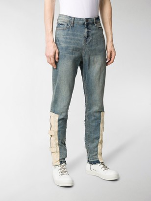 Val Kristopher Zipped Pocket Jeans