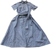 Lisa Marie Fernandez Blue Cotton Dress for Women