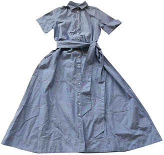 Lisa Marie Fernandez Blue Cotton Dresses