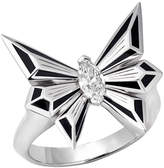 Stephen Webster Fly by Deco Drive 18k Diamond Ring
