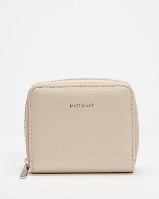 Matt & Nat Women's Neutrals Bifold - Rue Wallet - Size One Size at The Iconic