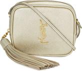Saint Laurent Petite Blogger leather cross-body bag