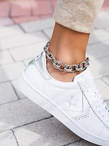 Free People Chain Link Metal Anklet