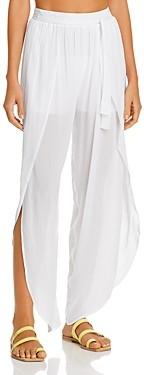 Aqua Swim Petal Beach Swim Cover-Up Pants - 100% Exclusive