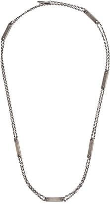 M. Cohen Double Strand Necklace