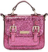 Kate Spade Scout Girls' Glittered Crossbody Bag, Pink
