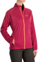 Jack Wolfskin Crosswind Soft Shell Jacket (For Women)