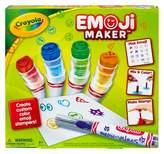 Crayola Emoji Maker Marker Kit