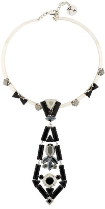 Reminiscence Hey Jude Tie-shaped Necklace