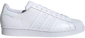 adidas Lace-Up Leather Low-Top Sneakers