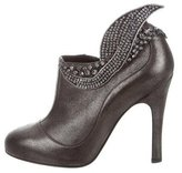Chanel Paris-New York Paris-New York Booties w/ Tags