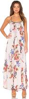 Raga Feeling Floral Halter Dress