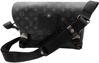 Louis Vuitton Anthracite Cloth Bags