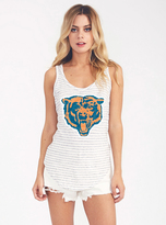 Junk Food Clothing Nfl Chicago Bears Tank