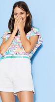 Esprit RETRO COLLECTION - High waist shorts