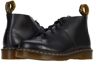Dr. Martens Church (Black Smooth) Shoes
