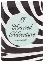 Kate Spade I Married Adventure Porcelain Tray
