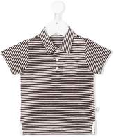 Il Gufo striped polo shirt