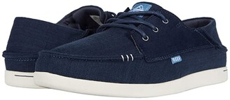 Reef Cushion Bounce Cove (Navy/White) Men's Shoes
